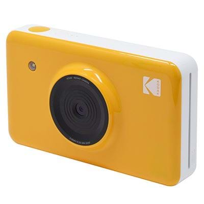 Kodak compact camera MINISHOT YELLOW INCL DYESUB CARTRIDGE VOOR 20 FOTO