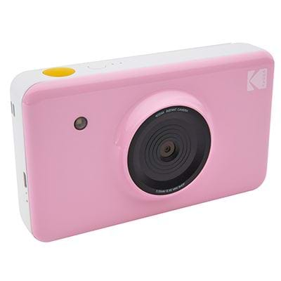 Kodak compact camera MINISHOT PINK INCL DYESUB CARTRIDGE VOOR 20 FOTO'S