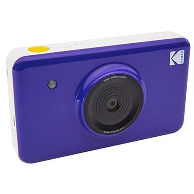 Kodak compact camera MINISHOT PURPLE INCL DYESUB CARTRIDGE VOOR 20 FOTO