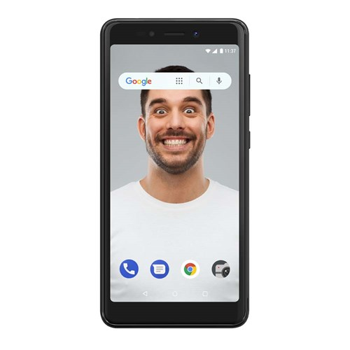 Wiko smartphone JERRY3 (Antraciet)