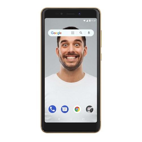 Wiko smartphone JERRY3 (Goud)