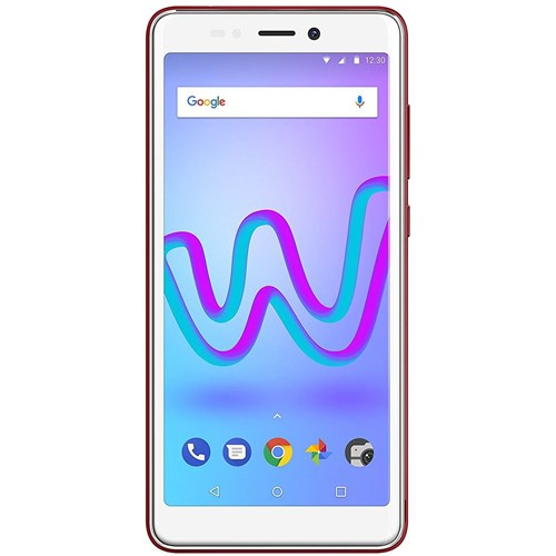 Wiko smartphone JERRY3 (Rood)