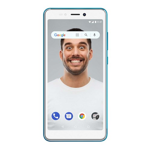 Wiko smartphone JERRY3 (Turquoise)
