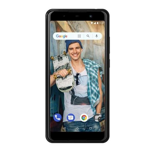 Wiko smartphone LENNY5 (Antraciet)