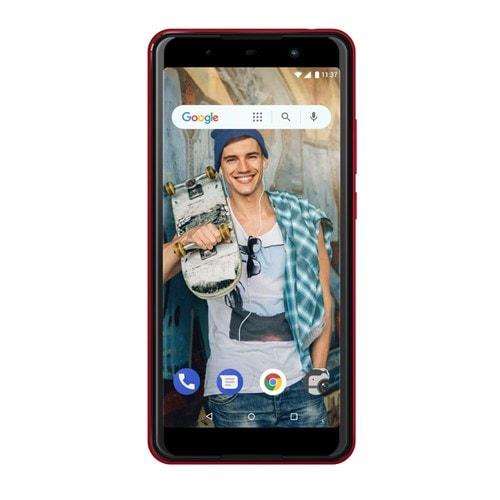 Wiko smartphone LENNY5 (Rood)