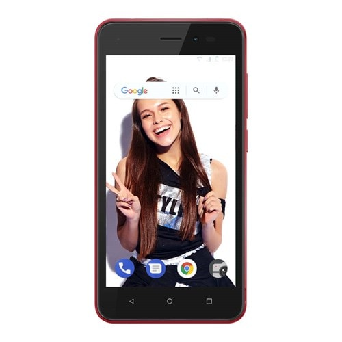 Wiko smartphone Sunny 3 (Rood)