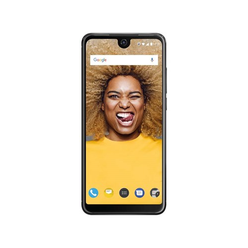 Wiko smartphone VIEW2 32GB (Antraciet)
