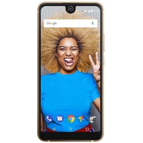 Wiko smartphone View 2 Pro Goud