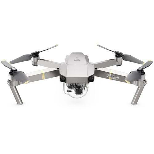 DJI cameradrone MAVIC PRO PLATINUM