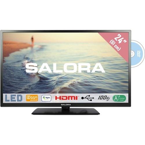 Salora LED TV/DVD-combi 24HDB5005