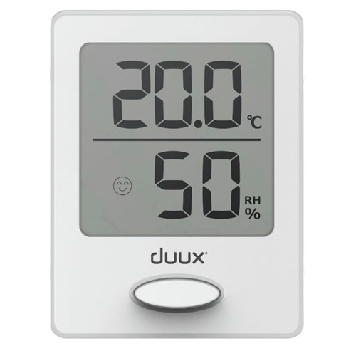 Duux Hygrometer & Thermometer Sense (Wit)
