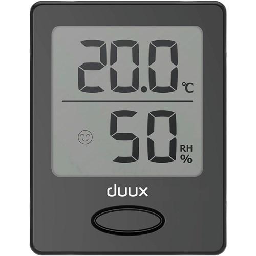 Duux Hygrometer & Thermometer Sense (Zwart)