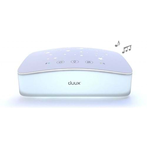 Duux Bleutooth baby projector (Wit)