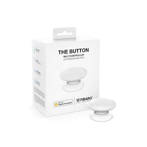 FIBARO The Button voor Apple HomeKit (Wit)