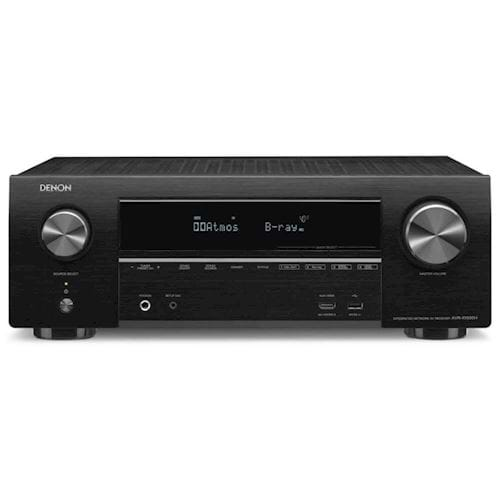 Denon surround receiver AVRX1500HBKE2