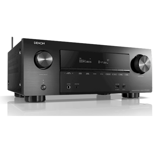 Denon surround receiver AVRX2500HBKE2