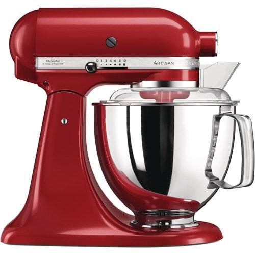 KitchenAid keukenmachine 5KSM175PSEER (Rood)