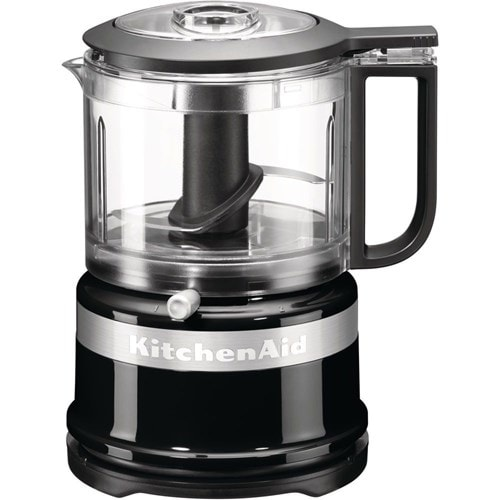 KitchenAid mini foodprocessor 5KFC3516EOB Zwart