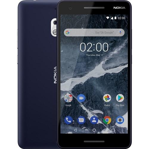 Nokia smartphone N2.1 (Blauw/Zilver)