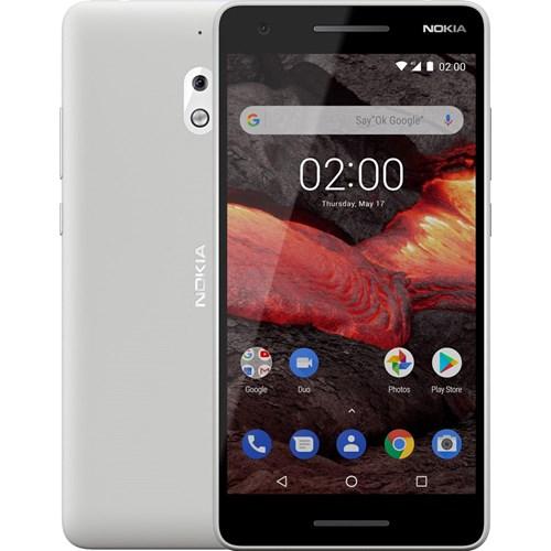 Nokia smartphone N2.1 (Zilver)