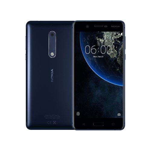 Nokia 5 smartphone (Blauw) + Lebara