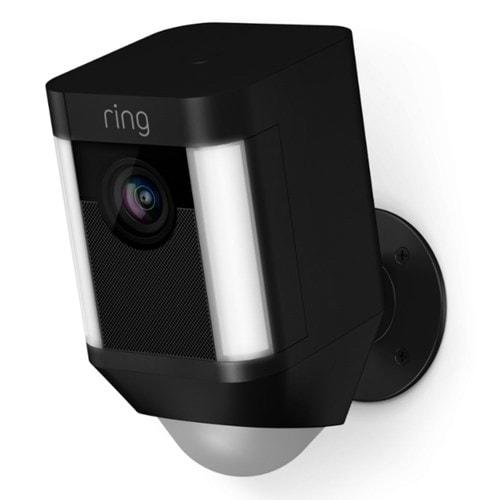 Ring IP camera Spotlight Cam Batterij (Zwart)