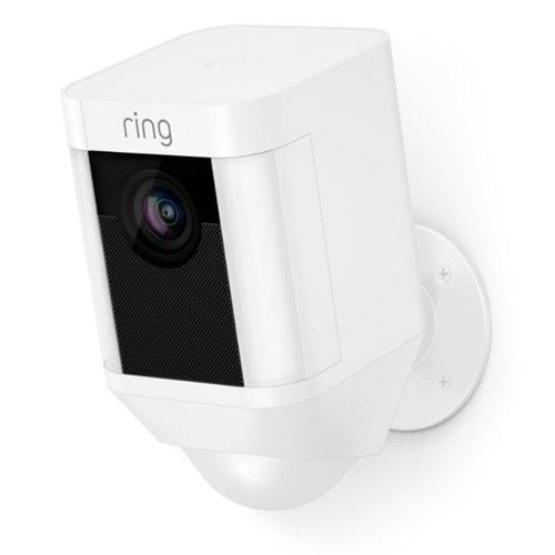 Ring IP camera Spotlight Cam Batterij (Wit)