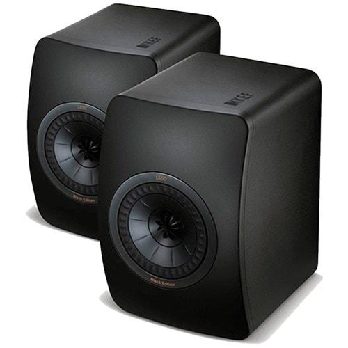 KEF luidspreker LS50 Zwart