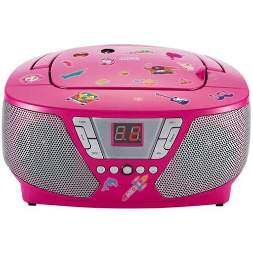Bigben radio/CD speler CD60RSSTICK