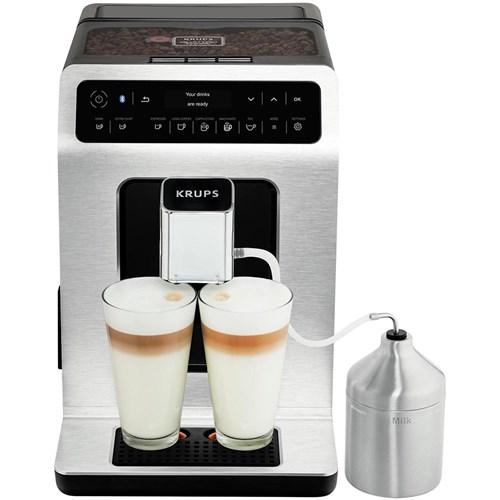 Krups espresso apparaat EA893D - Prijsvergelijk