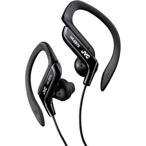 JVC in ear hoofdtelefoon HA EB75 B Zwart