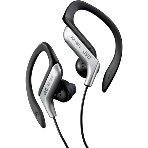 JVC in-ear hoofdtelefoon HA-EB75-S (Zilver)