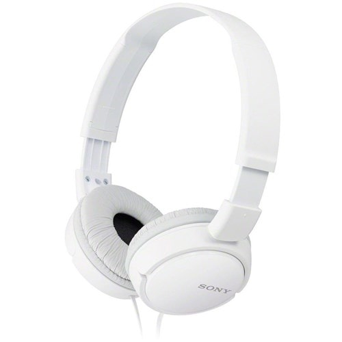 Sony on-ear hoofdtelefoon MDRZX110W (Wit)