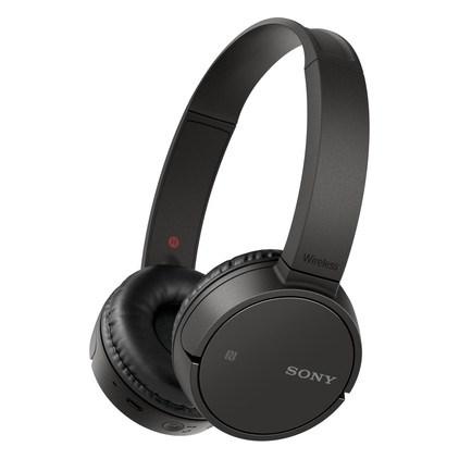 Sony draadloze hoofdtelefoon WHCH500B Zwart