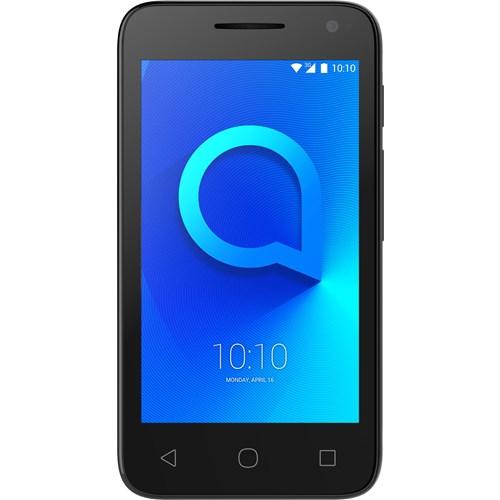 Alcatel smartphone U3 Dual SIM (Zwart)