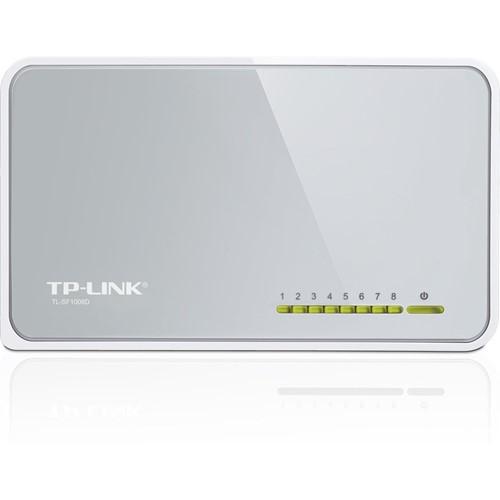Tp link netwerk switch TL SF1008D
