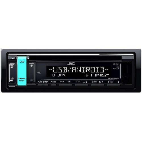 JVC autoradio CD speler KD R491