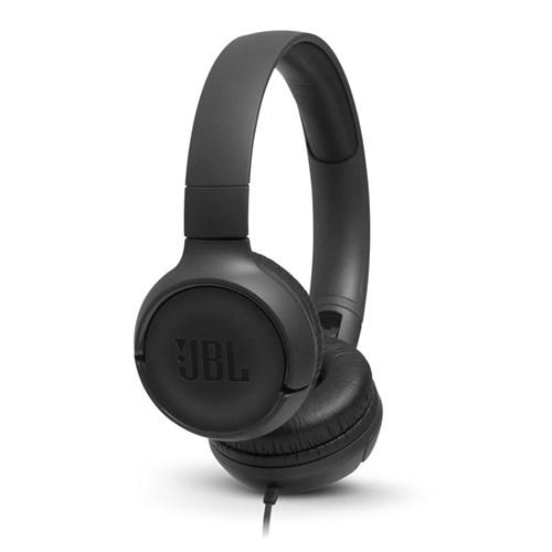 JBL on ear hoofdtelefoon Tune 500 T500BLK Zwart
