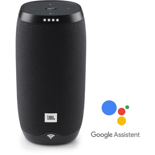 JBL portable smart speaker Link 10 Zwart