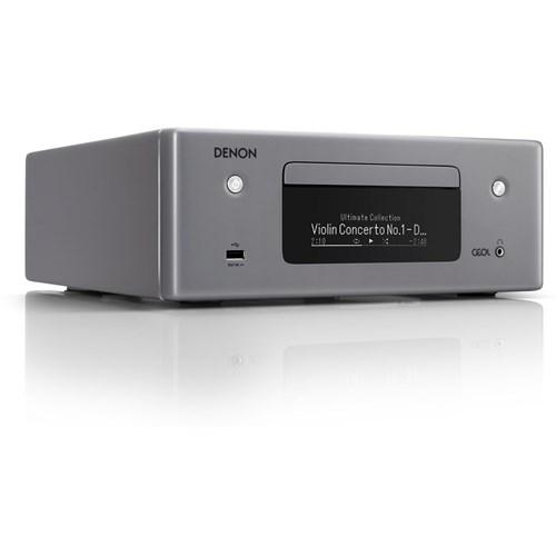Denon microset RCD-N10 (Grijs)