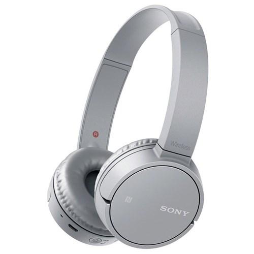 Sony draadloze hoofdtelefoon WHCH500H Grijs