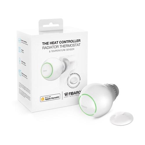 Fibaro Radiator-thermostaatknop Starter set - Apple HomeKit