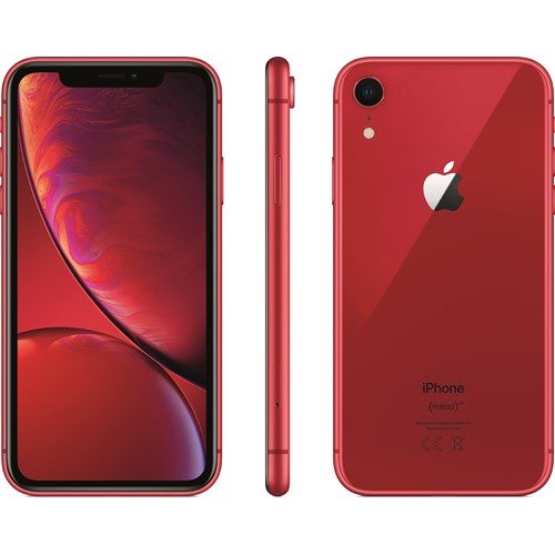 Apple iPhone Xr 64GB (Rood)