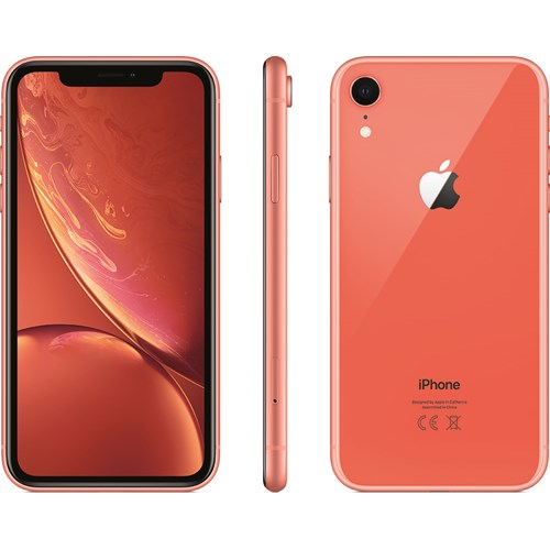 Apple iPhone Xr 64GB (Roze)