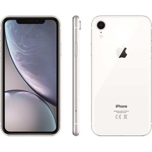 Apple iPhone Xr 128GB (Wit)