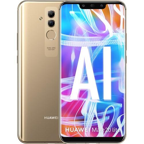 Huawei smartphone Mate 20 Lite Goud