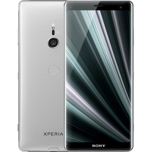 Sony smartphone Xperia XZ3 DualSIM (Zilver)