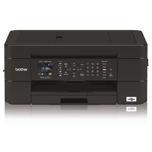Brother all in one printer MFC J491DW