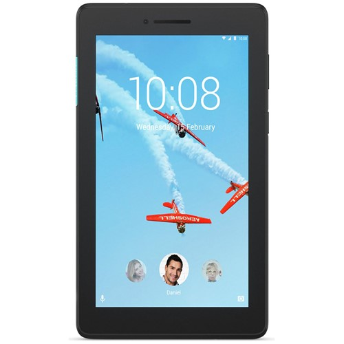 Lenovo tablet Tab E7 1GB 16GB Zwart
