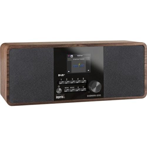 Imperial DAB radio DABMAN I200 (Hout)